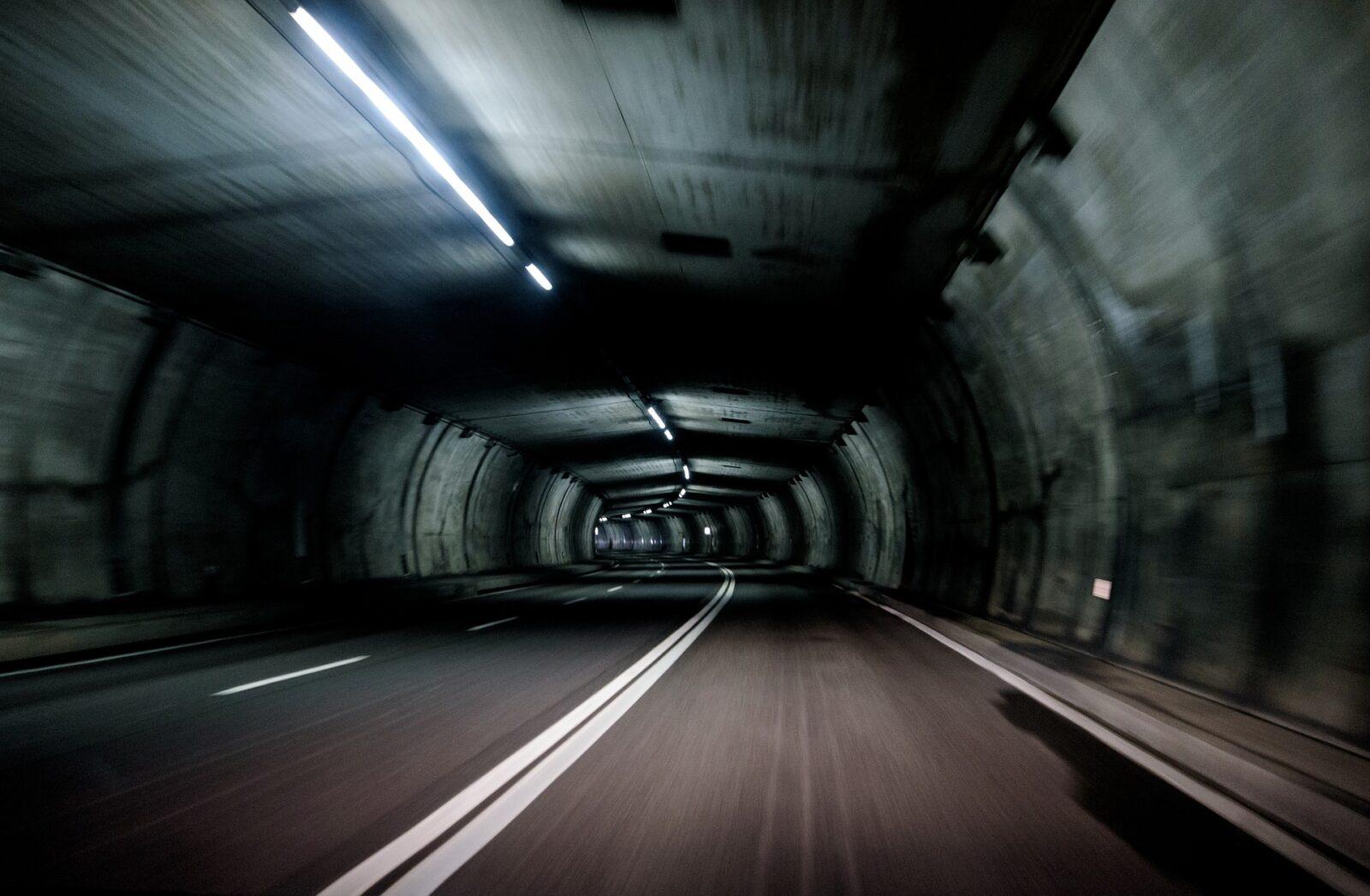 tunel katowice